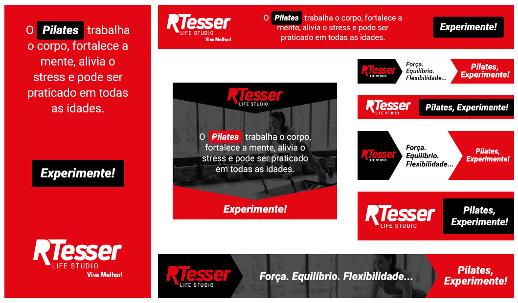 Banners Rede de Display - Google